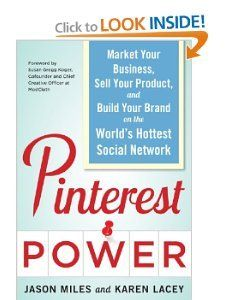 Are you a marketer or small business owner trying to improve sales? Wondering if Pinterest can help you grow revenue? It can. In Pinterest Power youll find the tools, tips, and techniques to ...