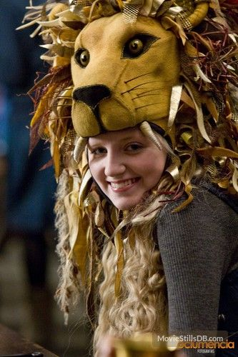 Harry Potter and the Half-Blood Prince  Gotta love Luna :)