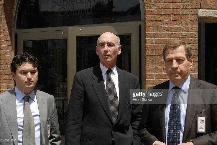Monday 27 June 11||Dr. David Lambert (center tall bald guy in dark ...