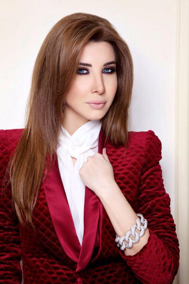 beautiful hair style pics 26 best images about i nancy ajram on nancy ajram 5991
