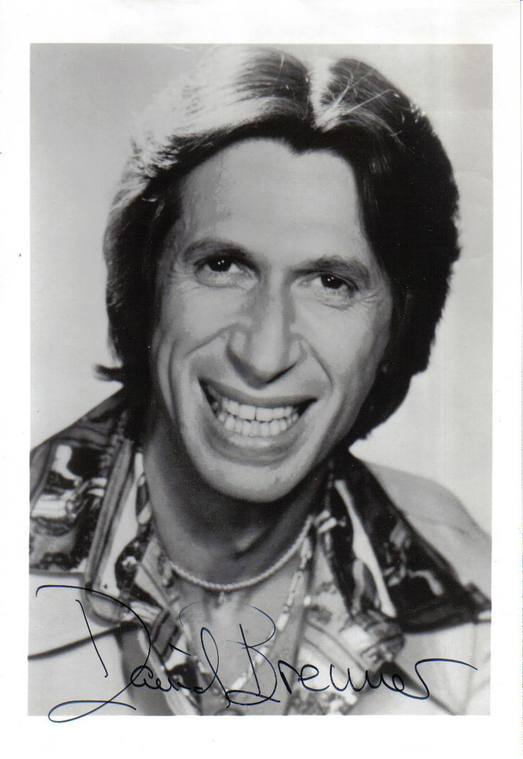 David Brenner was an American comedian, actor and author Born: February 4, 1936, Philadelphia, Pennsylvania, USA Died: March 15, 2014, New York City, New York, USA Ruth Brenner