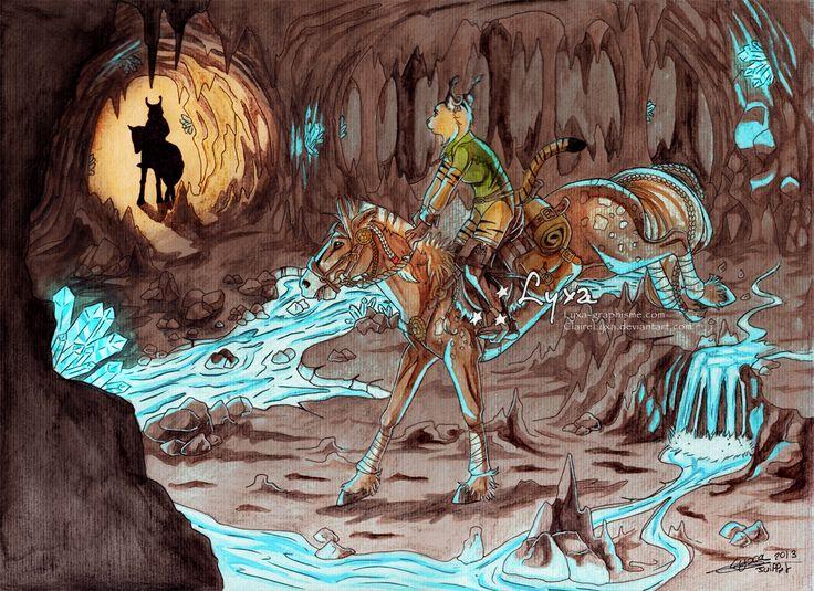 Grottes de Cristal
