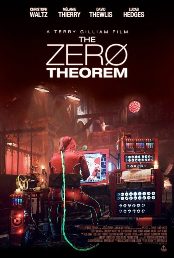 Terry Gilliam's ZERO THEOREM Poster and Director Statement — GeekTyrant