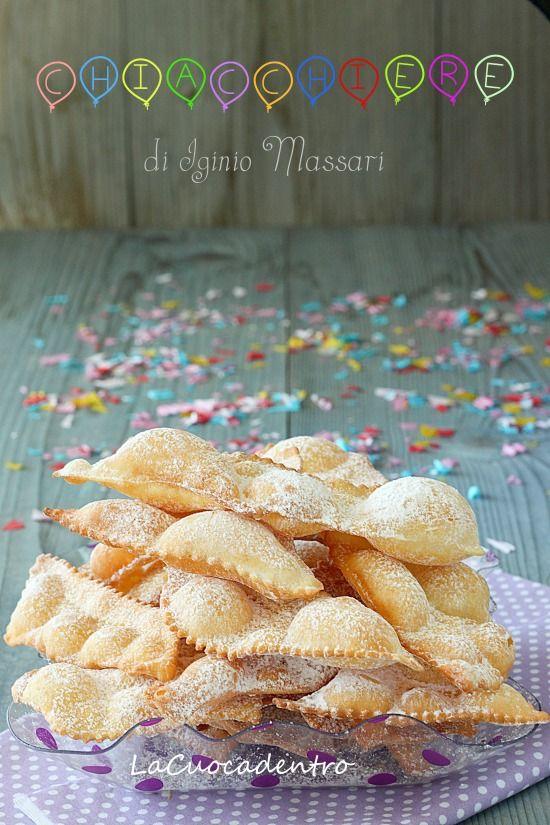 Le Chiacchiere di Iginio Massari - La Cuoca Dentro