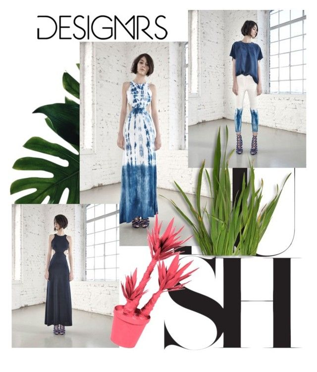 Batik lush inspiration by Designrs.co on Polyvore.