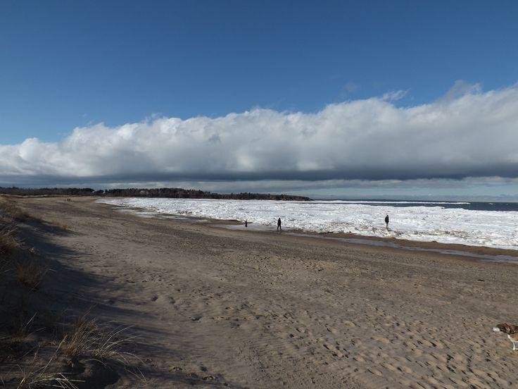 Melmerby Beach  February 2017