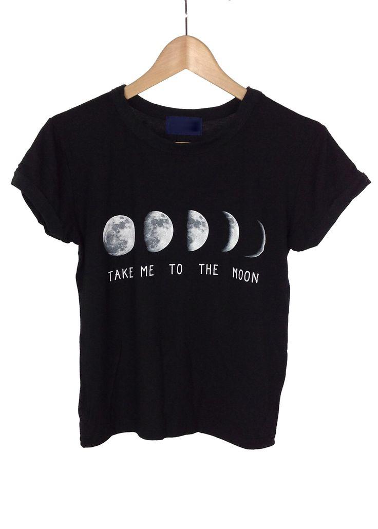 take me to the moon shirt