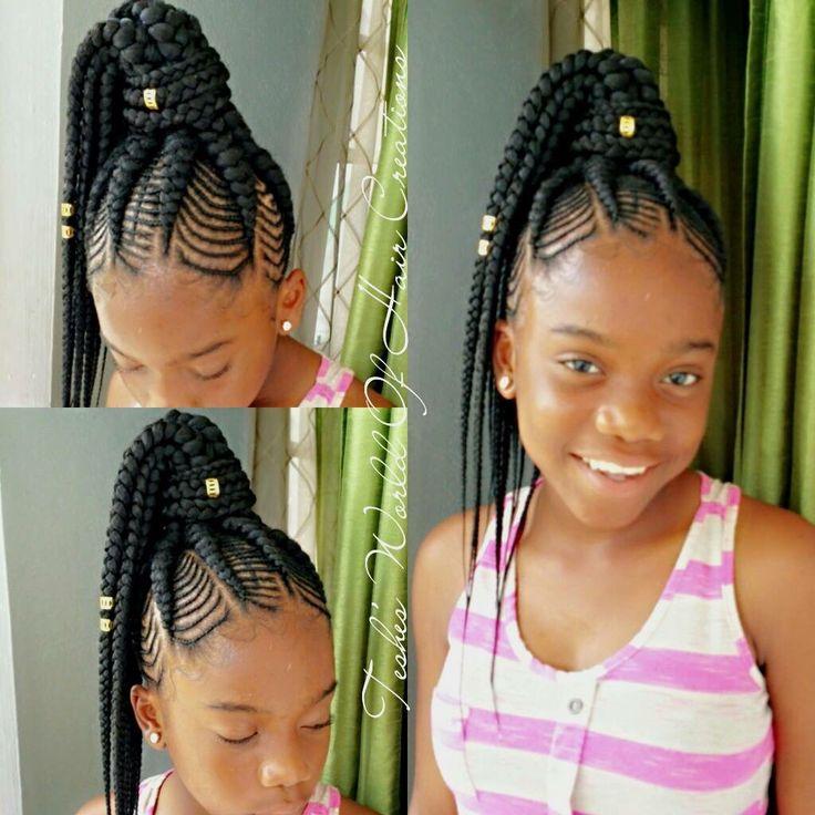 Pin By Kween Kiara On Kool Kid Hair 2