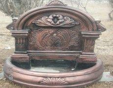 Concrete Ottoman Fountains