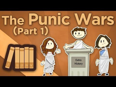 Rome: The Punic Wars - Chapter 1: The First Punic War. Mystery of History Volume 1, Lesson 91 #MOHI91