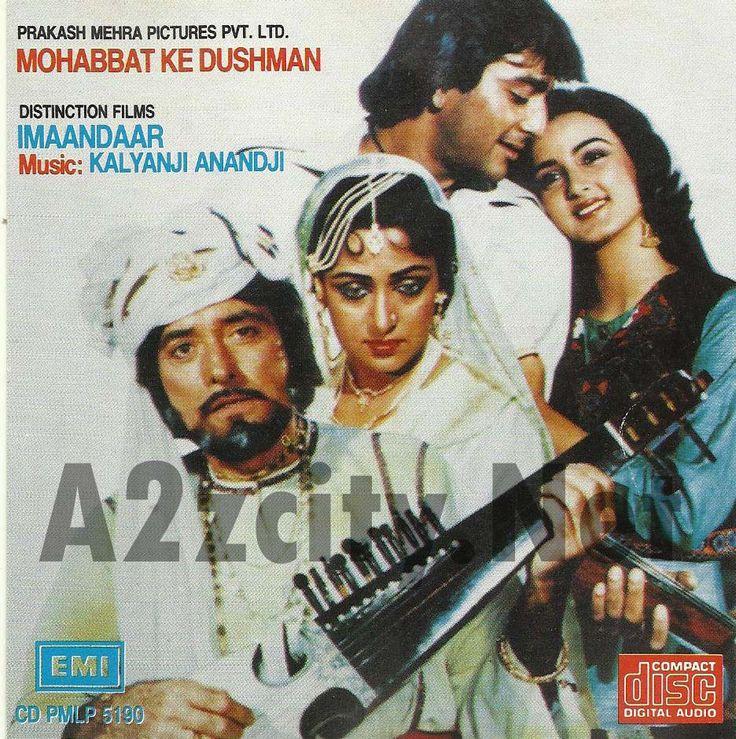 Mohabbat Ke Dushman [1988-MP3-VBR-320Kbps]