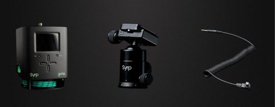 A Genie can help you control your camera motion and timelapse!  - http://blog.planet5d.com/2013/03/a-genie-can-help-you-control-your-camera-motion-and-timelapse/