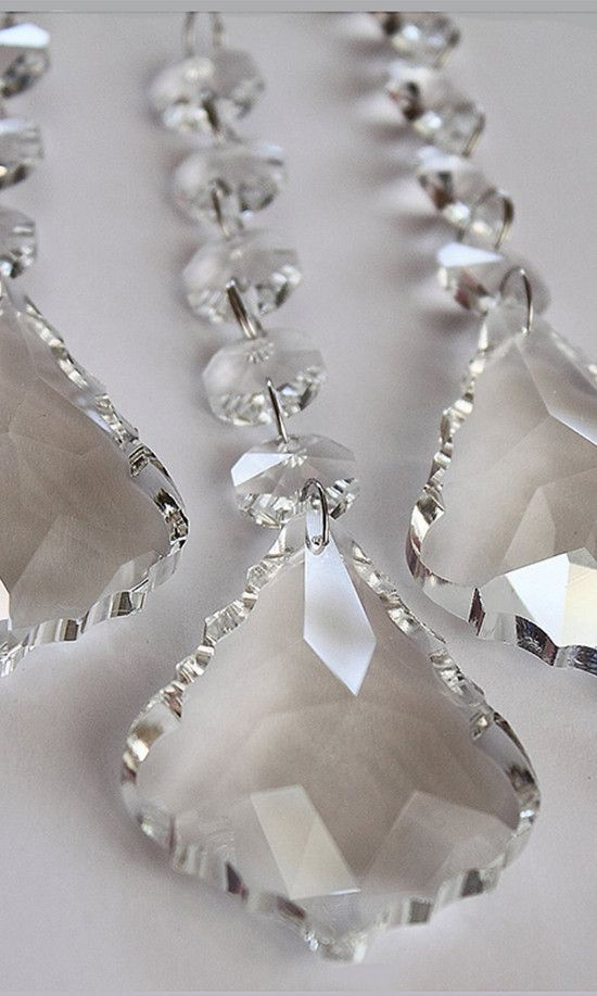 Chandelier Crystals Prisms Crystal Replacement Pendalogue