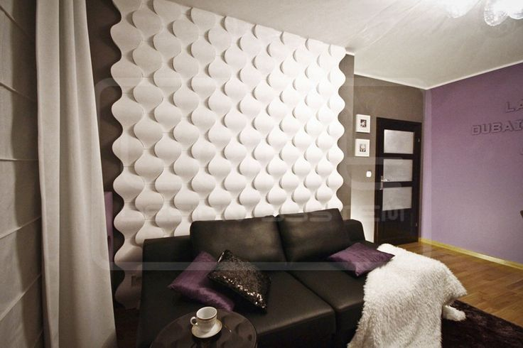 Rain Drops - model 16. Click at the photo to get more information or to visit our website.  #LoftDesignSystem #loftsystem #Decorativepanels #Inspiration #Interior #Design #wallpanels #3Ddecorativepanels #3dpanels #3dwallpanels #house #home #homedesign #Decorations #homedecorations  #raindrops