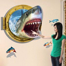 Wall Stickers | Cheap 3D Wall Decor Stickers Online Sale At Wholesale Prices | Sammydrees.com Page 6