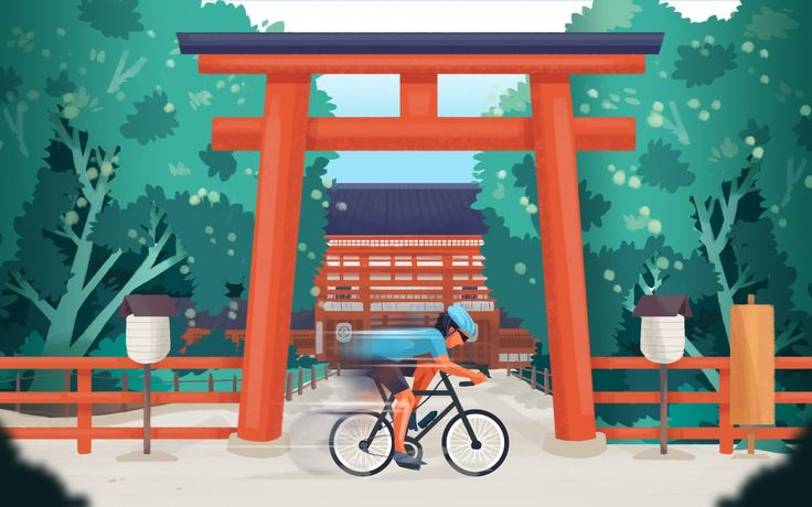 How to plan a cycling trip in Japan