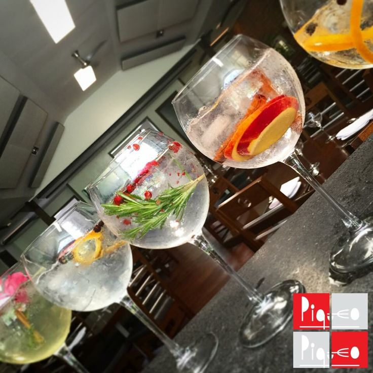 Gin Tonic  https://www.facebook.com/restaurantepiqueo