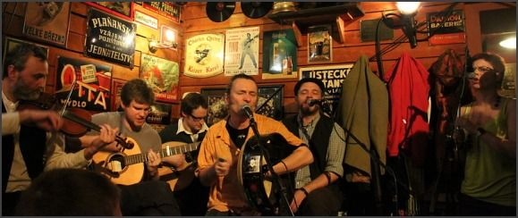 Hailing from the Czech Republic, Poit�n set out to explore different genres and forms of Celtic music, but the pub env...