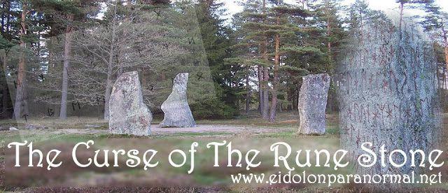 Eidolon Paranormal Australia: Curses: The Curse of the Rune Stones