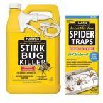 1 gal. Stink Bug Killer and Spider Trap Value Pack