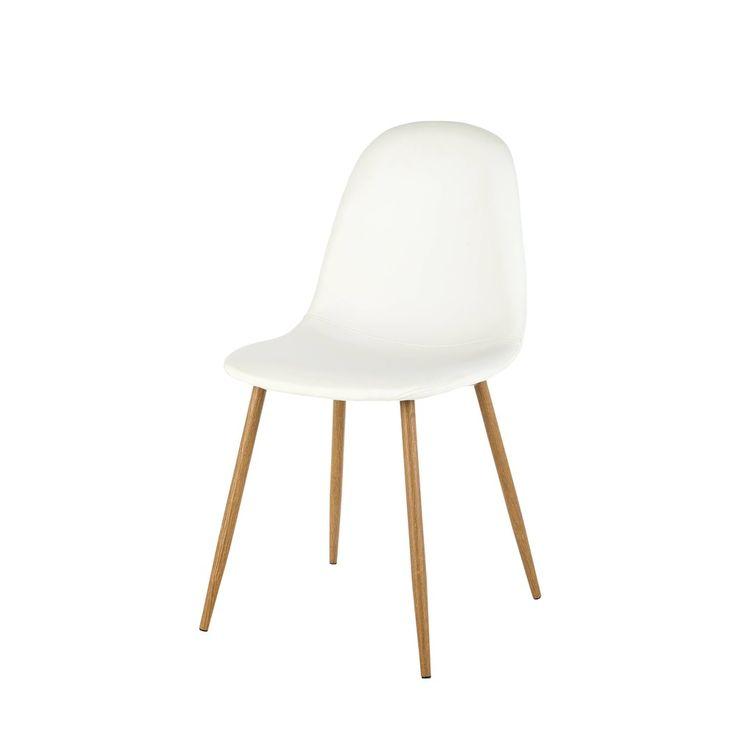 Les 25 meilleures idées de la catégorie Chaise blanche scandinave ...