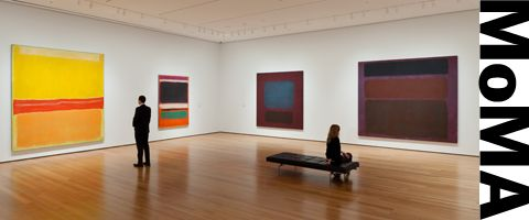 I once spent 4 hours walking around the MOMA....totally not kidding and I loved every minute of it, lol.