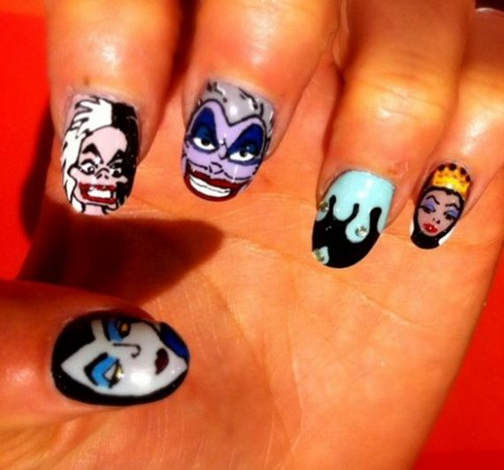 halloween nails | cool halloween cupcake ideas easy halloween nail art designs to master