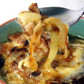 Inspired By eRecipeCards: Zippy French Onion Soup