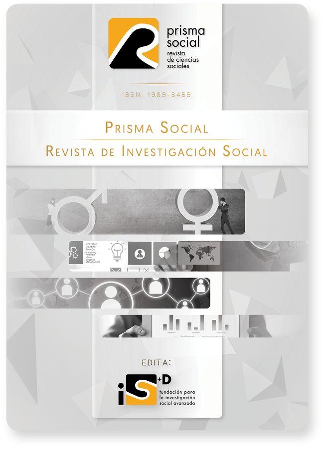 Prisma Social. Fundación iS+D para la Investigación Social Avanzada. INDEX SCOPUS