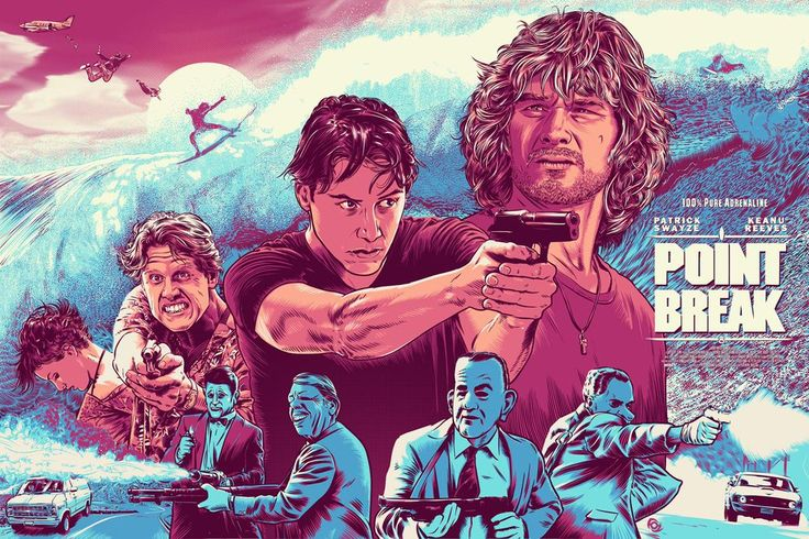 Point Break (1991)  HD Wallpaper From Gallsource.com