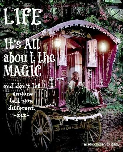 I just want to see the world from the backside of a wagon - Pinned by The Mystic's Emporium on Etsy