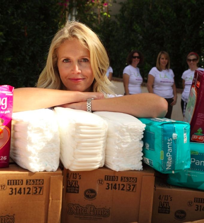 Charity!!! Get the Skinny on Hosting Your Own Diaper Drive!!!!