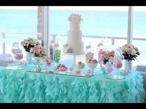 Breathtaking Wedding Head Table Decoration and Backdrop Ideas - YouTube