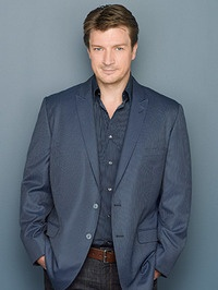 Richard Castle, from the TV show 'Castle'