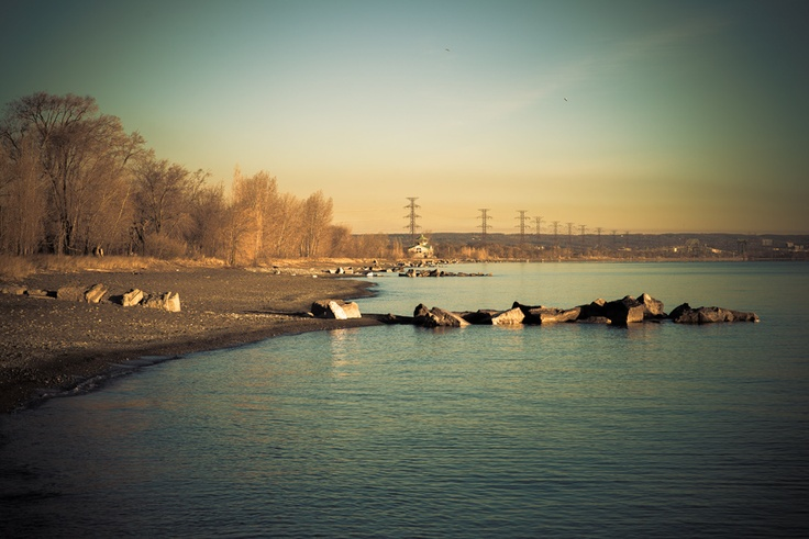 Lake Ontario, Confederation Park, Stoney Creek, Canada