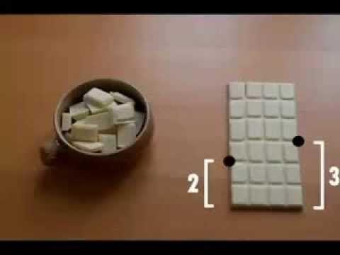 Шок! Как сделать шоколад из ничего!