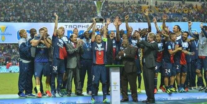 Ce samedi à Pékin (14 heures), Guingamp défie le PSG lors de la 19e édition du Trophée des champions. maillot de foot pas cher sur www.parishplans.com