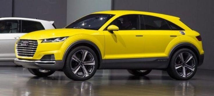 2019 Audi Q4 front
