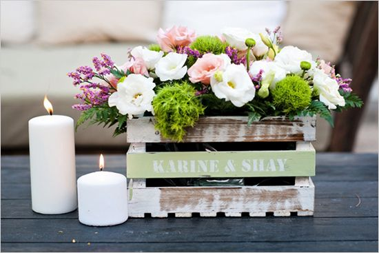 customized floral boxes