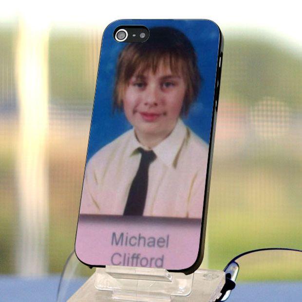 5sos Fetus Michael Clifford custom iphone case , custom samsung , ipod touch, samsung s6, samsung s5, iphone 5 c, 5s, 6 plus