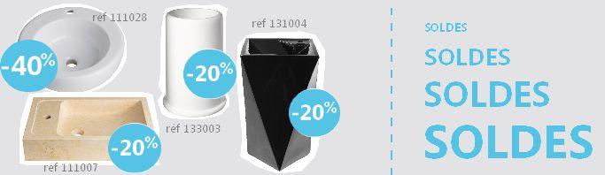 Les soldes chez Planetebain c'est toujours aussi grandiose, de -10% à -50% profitez avant épuisement des stocks ! #planetebain #soldes #salledebain