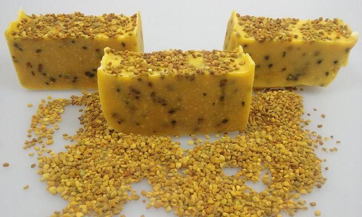 ręcznie robione mydło miodowe www.delikatesymydlane.pl/sklep