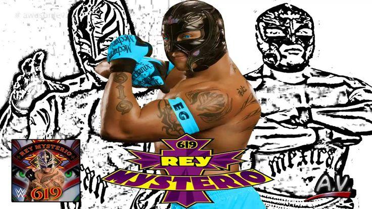 "WWE: Rey Misterio Theme ""Booyaka 619"" [Remix] [Download Free]"