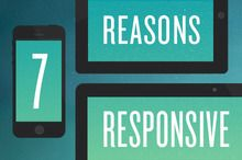 7 Reasons to Use Responsive Design ~~ In today's ever-expanding mobile world, it's impossible to keep up if you don't design your website with responsive design. Responsive design, which allows your web page to open and function properly no matter what device it is opened on, is important if y…