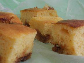 Kukoricás pottyantós - lekváros gluténmentes süti 35 perc Miért pottyantós a gluténmentes süti receptünk neve? Azért mert a kész sütemény tésztába a lekvár darabokat a vég csak pottyantani kell.Gyors GM süti recept