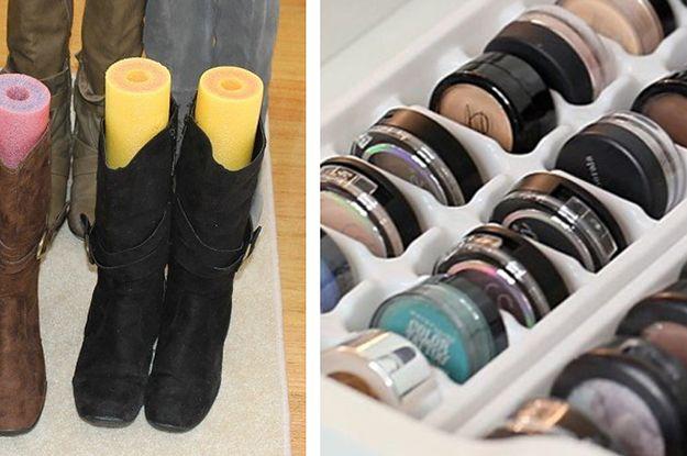 16 truques bem simples para deixar sua casa organizada de verdade
