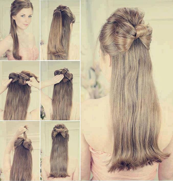Peinado Mono Soga | Lazos
