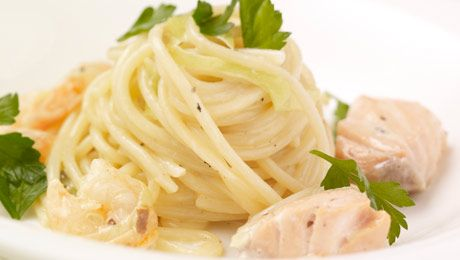 As a main course or starter Seafood Pasta is absolutely delicious, quick and easy to prepare but perfect every time!