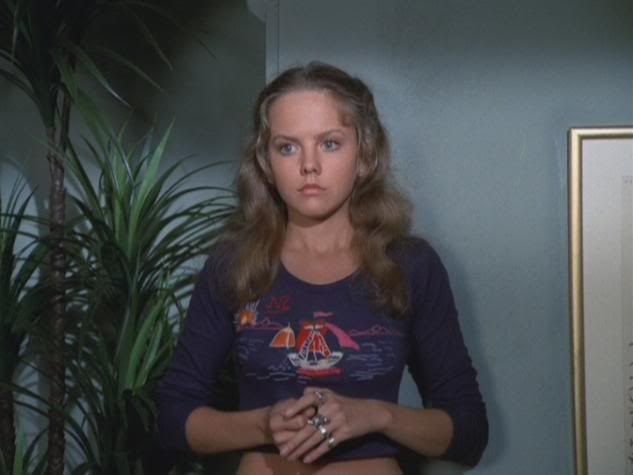 "Linda Purl in her adorable tender teen years. ~~ FSM Board: ""Hawaii Five-O"" Yum!"