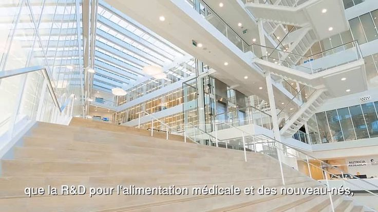 Nutricia Research Center - AOS (English dubbed / French subtitle) on Vimeo